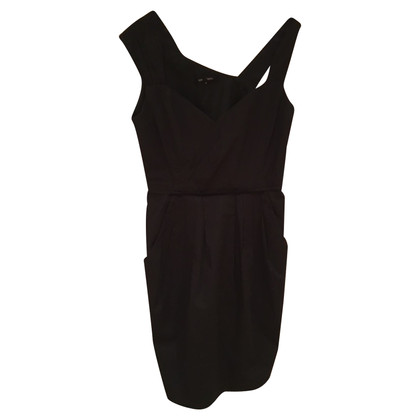 Nanette Lepore Black cotton dress
