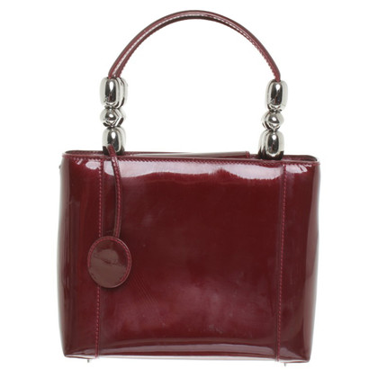 Christian Dior Bag in Bordeaux