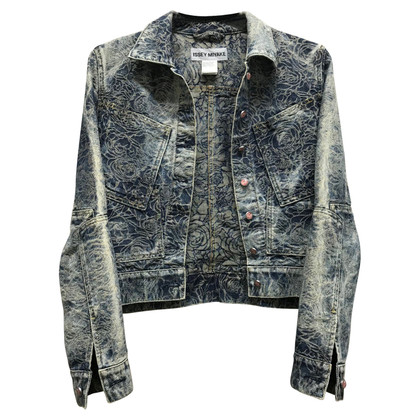 Issey Miyake jeans jacket