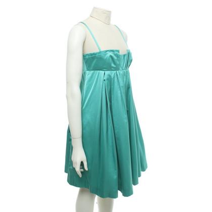 Tara Jarmon Robe en bleu-vert