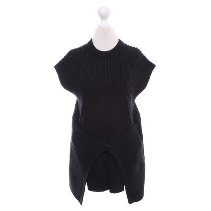 Alexander Wang Knitted top in black