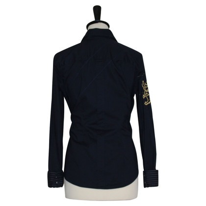 La Martina Blouse with embroidery