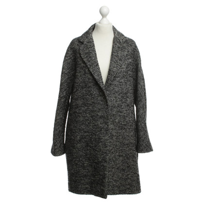 Herno Coat flecked appearance