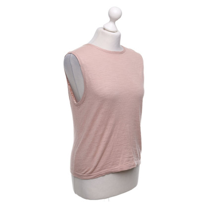 360 Sweater Top en rose