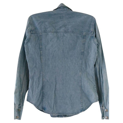 Calvin Klein Top van denim