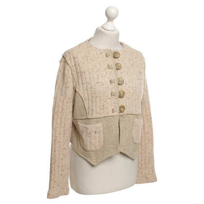 D&G Jacket in Beige