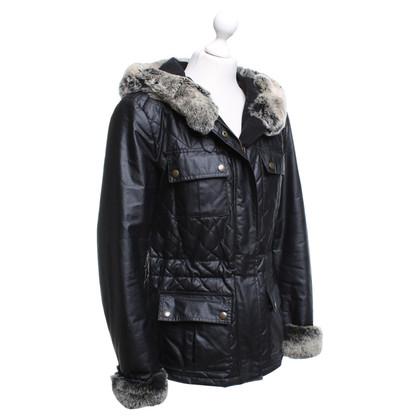 Belstaff Jacket with fur trim