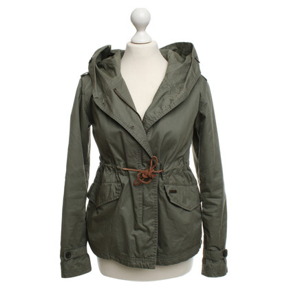 Woolrich Jacket in Green