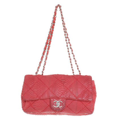 Chanel Flap Bag pelle di serpente