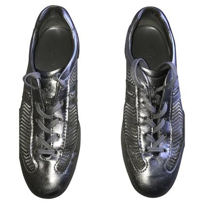 Hogan Zilverkleurige sneakers
