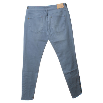 Hoss Intropia Jeans with lacing