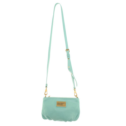 Marc by Marc Jacobs Schoudertas in turquoise