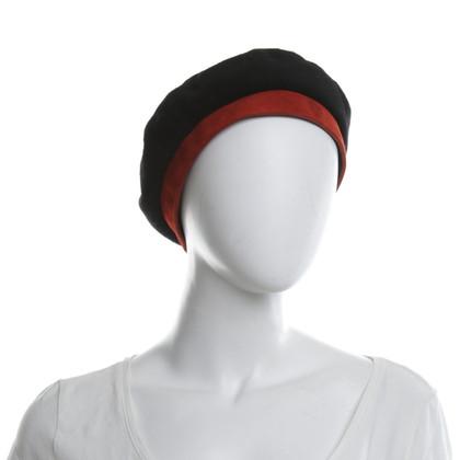Hermès Cap in Black
