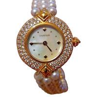 Cartier 18K Gold Wrist Watch