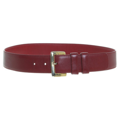 Prada riem in Bordeaux