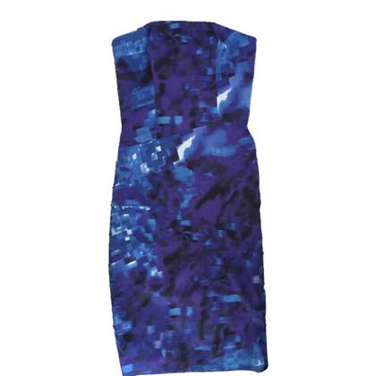 Karen Millen Blauwe jurk