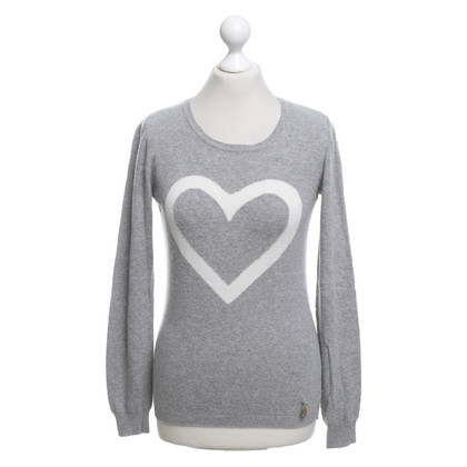 Moschino Love Sweater in grijs