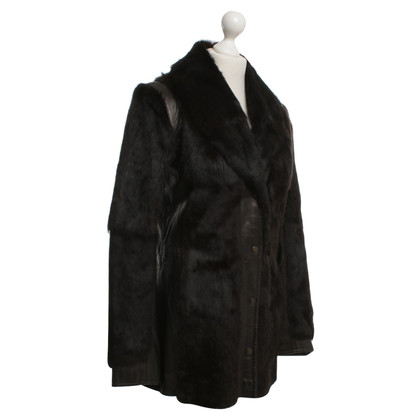 Hugo Boss Jacket with furs