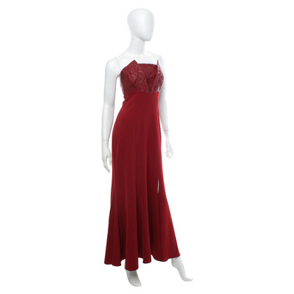 Orna Farho Maxi dress in red