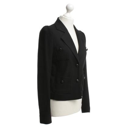 Windsor giacca leggera in nero