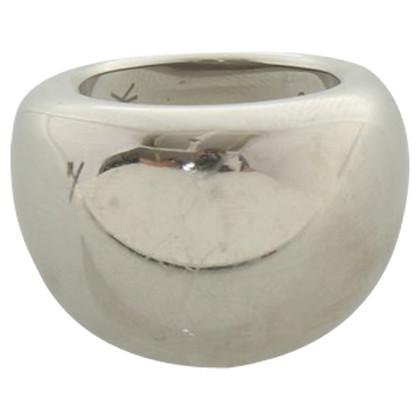 Calvin Klein Anello in argento color