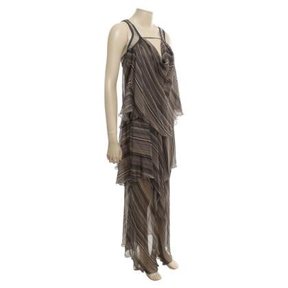 Patrizia Pepe jurk Stripe