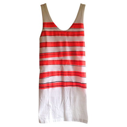 Hache Top with stripes