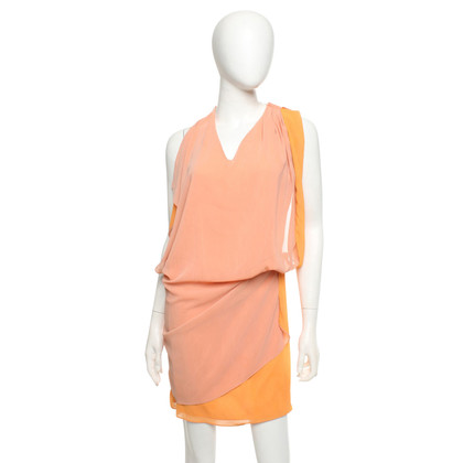 Acne Kleid in Orange
