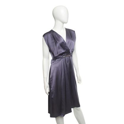 René Lezard Dress in lilac