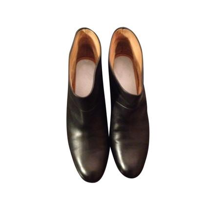 Maison Martin Margiela Black ankle boots