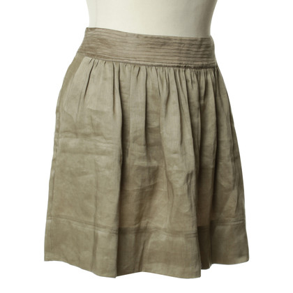 Sandro skirt in khaki
