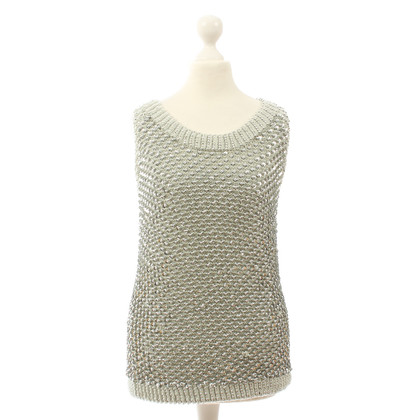 Manoush Tank top met pailletten