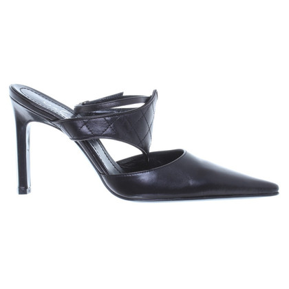 Casadei Top pumps made of leather