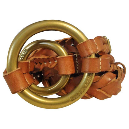 Ralph Lauren Twisted belt