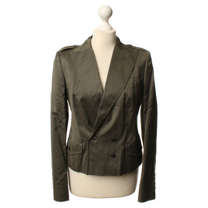 Hugo Boss Blazer in donkergroen