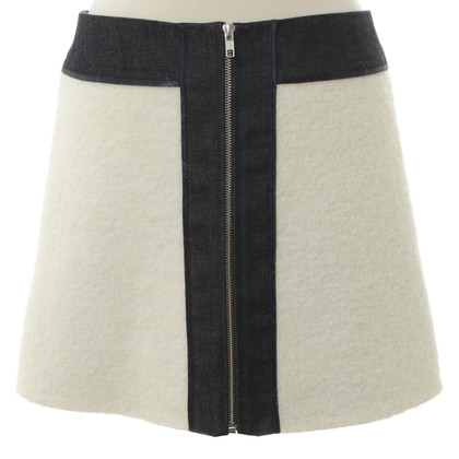 Victoria Beckham skirt in the mix of materials
