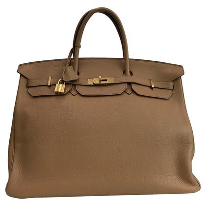 "Hermès ""Birkin Bag 40"" van Clémenceleder"