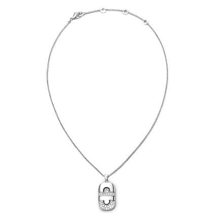 Bulgari Halskette aus Weißgold