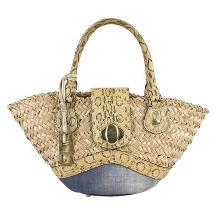 Dolce & Gabbana Straw handbag