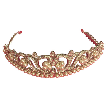 Swarovski Silver-colored tiara