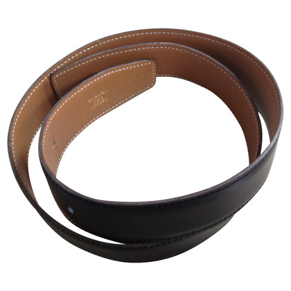 Hermès Belt leather