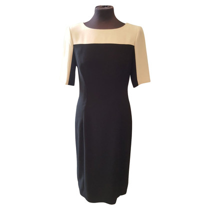 DKNY Kleid in Bicolor