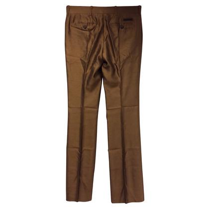Prada Pantalone in seta
