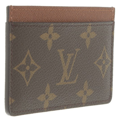 Louis Vuitton Portmonnaie of canvas