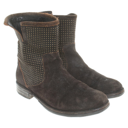 Fiorentini & Baker Boots with studs