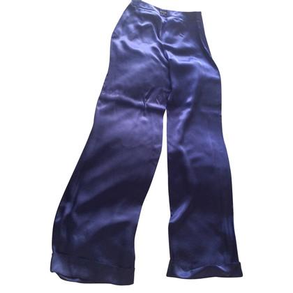Ferre Pantaloni di seta