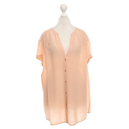 Hugo Boss blouse nude
