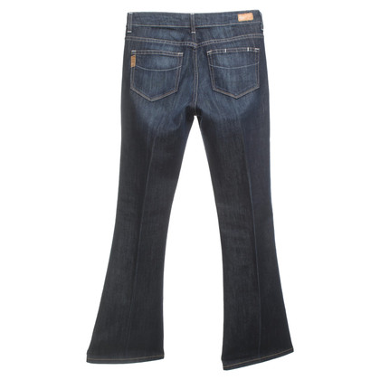Paige Jeans Bootcut jeans in dark blue