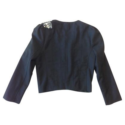 BCBG Max Azria  giacca nera