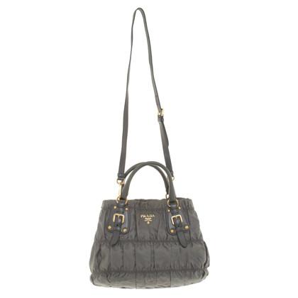 Prada Handbag in Gray